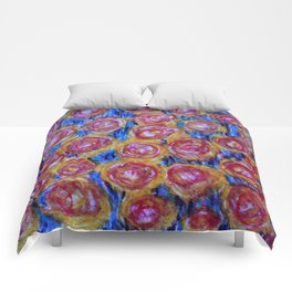 Time Tunnels Comforters