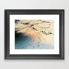 Copper River Framed Art Print