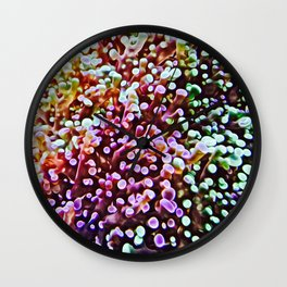 Living Reef Wall Clock
