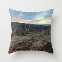 Somerset Sunset Throw Pillow