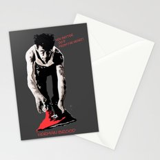 You better do it from the heart! Stationery Cards