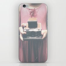 Dreams and Pictures iPhone & iPod Skin