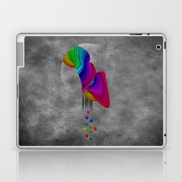 Over the rainbow Laptop & iPad Skin