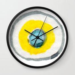 Ronds concentriques Wall Clock