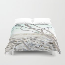 The Road to Marfa Duvet Cover