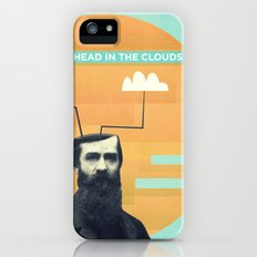 head in the clouds Slim Case iPhone (5, 5s)