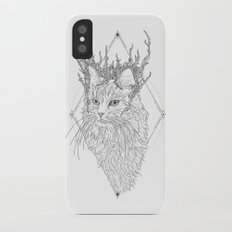 Thranduil Cat iPhone X Slim Case