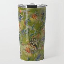 Tea Print #3 Travel Mug
