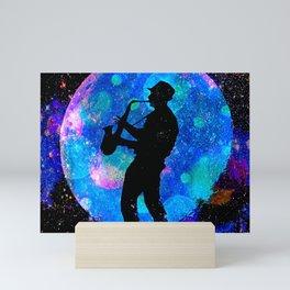 Jazz #1 New Orleans  Mini Art Print