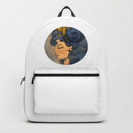 Blue Queen / Queen of Everything Backpack