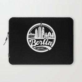 Berlin Moabit Germany Skyline Laptop Sleeve