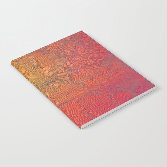 Auric Waves Notebook