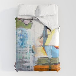 Blueprint for Becoming Comforters