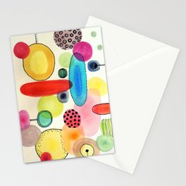 mobile Stationery Cards