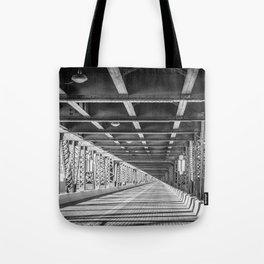 Continuous Bridge Tote Bag