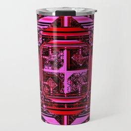 looking for something (pink) Travel Mug