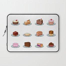 Pixel Cakes Laptop Sleeve