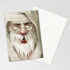 Santa's Secret Stationery Cards