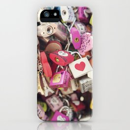 What the world needs now... iPhone Case