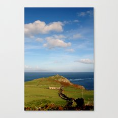 Torr Head Canvas Print