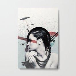Echoes ... Metal Print