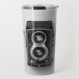 Rolliflex Camera Travel Mug
