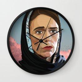 Jacinda Ardern Wall Clock