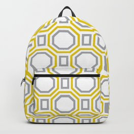 Gold Harmony in Symmetry Backpack