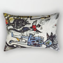 Destruction of Radiance Rectangular Pillow