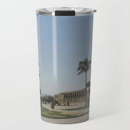 Temple of Luxor, no. 7 Travel Mug