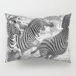 Zebras Pillow Sham