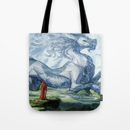 Weather Deity Tote Bag
