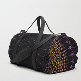 Magical Mandala Duffle Bag