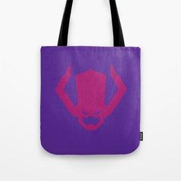 Galactus Helmet Tote Bag