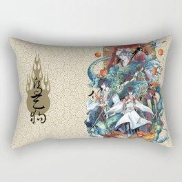 Karasu Rectangular Pillow