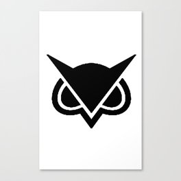 VanossGaming Owl Logo  Canvas Print