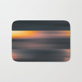 Abstract background blur motion old rust Bath Mat