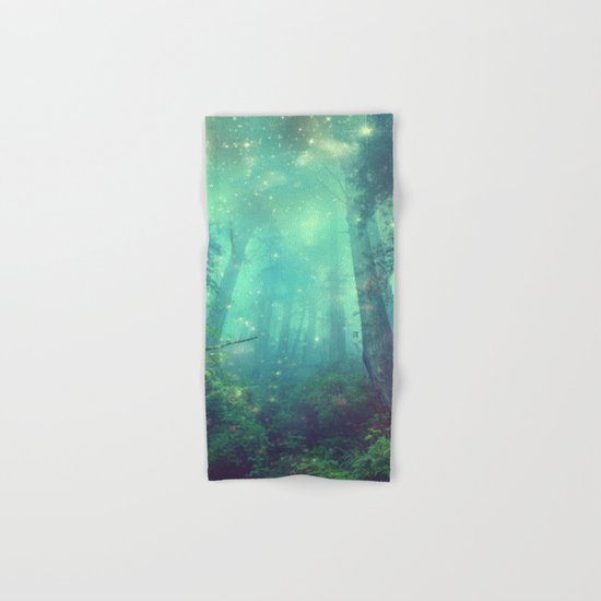 Enchanted Forest II Hand & Bath Towel