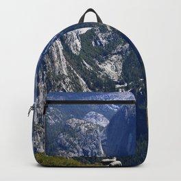 Vernal Falls And Nevada Falls Backpack