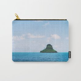 Mokolii Island Straight Ahead Carry-All Pouch