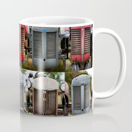 Tractor Front of Farmsoverhere Coffee Mug