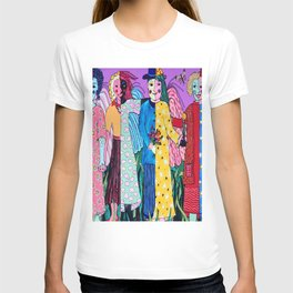 We All Could be Angel to Each Other T-shirt