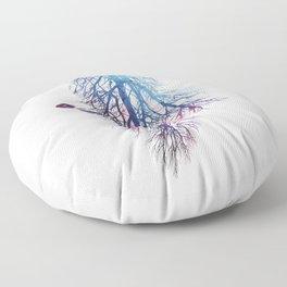 My roots Floor Pillow