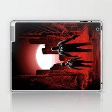 Quarantine: Joel and Ellie Laptop & iPad Skin