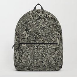 Against the grain. Backpack