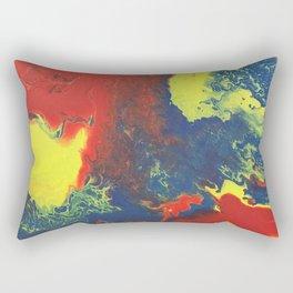 Fluid No. 08 Rectangular Pillow