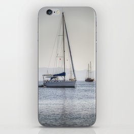 The Relaxation Yacht iPhone Skin