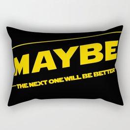 A Renewed Hope Rectangular Pillow