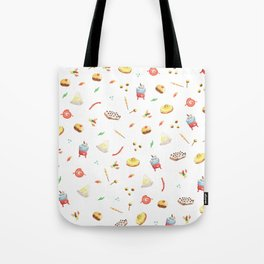 Sweets and ice cream Tote Bag