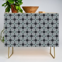 Hiking Trails-Strong as Nails Credenza